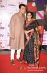 Siddharth Roy Kapur And Vidya Balan at 'Kai Po Che!' Movie Premiere