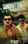 Sonu Sood and Manoj Bajpai starrer Shootout At Wadala Movie Poster