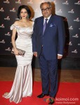 Sridevi And Boney Kapoor at the 4th Anniversary Party of Colors Channel