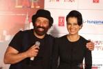 Sunny Deol and Kangana Ranaut At Trailer Launch of film 'I Love NY' Pic 1