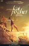 Sushant Singh Rajput, Raj Kumar Yadav and Amit Sadh starrer Kai Po Che! Movie Poster 1