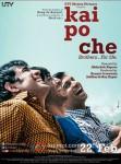 Sushant Singh Rajput, Raj Kumar Yadav and Amit Sadh starrer Kai Po Che! Movie Poster 3
