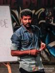 Teacher Prabhu Deva teaches DANCE to his students in ABCD - Any Body Can Dance Movie Stills