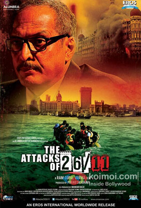The Attacks of 26/11 Review (The Attacks of 26/11 Movie Poster)