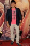 Vivek Obeori at Premiere of Zila Ghaziabad Movie