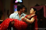 Vivek Oberoi and Charmy Kaur in Zila Ghaziabad Movie Stills