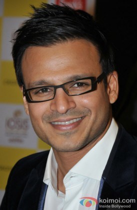 Vivek Oberoi at the launch of book Pride Of Lions
