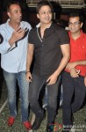 Vivek Oberoi promotes 'Zila Ghaziabad' at Gaiety Galaxy Theatre Pic 1