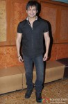 Vivek Oberoi promotes 'Zila Ghaziabad' at Gaiety Galaxy Theatre Pic 2
