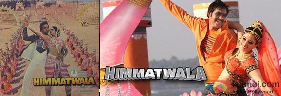 Himmatwala 1983 and Himmatwala 2013