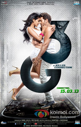 3G Review (3G Movie Poster)
