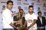 Abhishek Bachchan, Virat Kohli unveil the trophy and jersey for the charity football match Pic 4