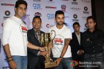 Abhishek Bachchan, Virat Kohli unveil the trophy and jersey for the charity football match Pic 3