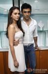 Aditi Rao Hydari, Amit Sadh unveil Popley's Platinum Jewellery collection Pic 3