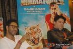 Ajay Devgan And Sajid Khan At Himmatwala Press Conference in Bangalore Pic 2