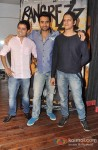 Amitosh Nagpal, Jackky Bhagnani And Vijay Verma promote 'Rangrezz' Movie Pic 1