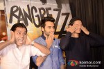 Amitosh Nagpal, Jackky Bhagnani And Vijay Verma promote 'Rangrezz' Movie Pic 2