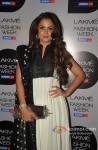 Amrita Arora attend Lakme Fashion Week 2013 Day 4