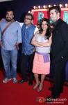 Anurag Kayshap, Dibakar Banerjee, Zoya Akhtar, Karan Johar At Bombay Talkies Trailer Launch