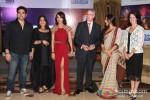 Arbaaz Khan, Malaika Arora, Khan And Vidya Balan at 'The Indian Film Festival of Melbourne 2013' Press Meet