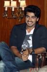 Arjun Kapoor at the press meet of film 'Gunday' in Kolkata