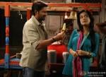 Arshad Warsi and Amrita Rao In Jolly LLB Movie Stills Pic 1