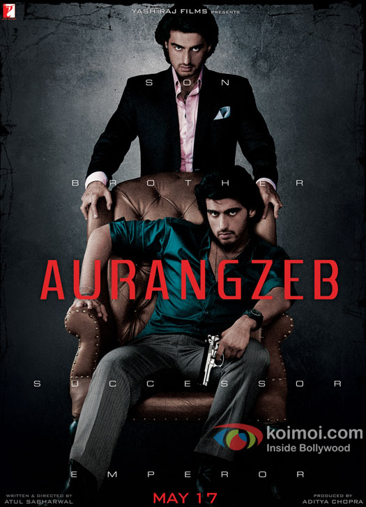 Aurangzeb Movie First Look Poster 2