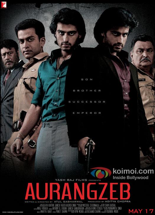 Aurangzeb Movie First Look Poster 1