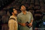 Ayushmann Khurrana and Kunaal Roy Kapur in Nautanki Saala Movie Stills Pic 2