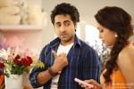 Ayushmann Khurrana and Pooja Salvi in Nautanki Saala Movie Stills Pic 2
