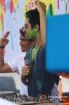 Ayushmann Khurrana play Holi at 'Zoom Holi Party'