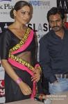 Bipasha Basu and Nawazuddin Siddiqui promote 'Aatma' in Kolkata