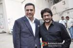 Boman Irani And Arshad Warsi promote 'Jolly LLB' Movie Pic 2