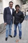 Boman Irani And Arshad Warsi promote 'Jolly LLB' Movie Pic 1