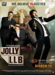 Boman Irani, Saurabh Shukla and Arshad Warsi In Jolly LLB Movie Poster