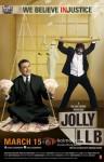 Boman Irani and Arshad Warsi In Jolly LLB Movie Poster Pic 1