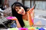 Chandi Perera play Holi at Kamal Air Compound Pic 2