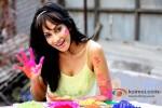 Chandi Perera play Holi at Kamal Air Compound Pic 3