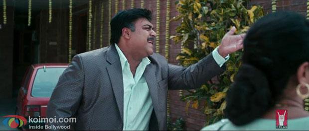 Ram Kapoor in a still from Mere Dad Ki Maruti Movie