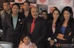 Dayanand Shetty, Aditya Shrivastava, Vivek Mashru, Shivaji Satam, K. K. Goswami Narendra Gupta, Ansha Sayed and Shraddha Musale Team of CID Walk The Red Carpet Of 'CID Veerta Awards 2013'