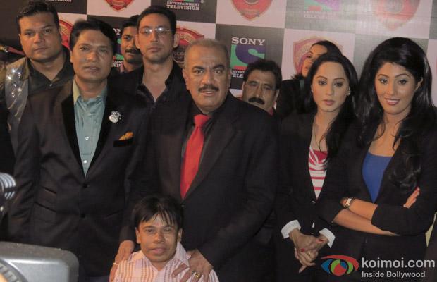 Dayanand Shetty, Aditya Shrivastava, Vivek Mashru, Shivaji