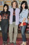 Devaki Singh, Luke kenny And Kirti Kulhari At 'Rise Of The Zombie' Press Conference in Delhi Pic 1