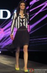 Diana Penty walk the ramp for Only