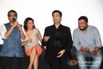 Dibakar Banerjee, Zoya Akhtar, Karan Johar, Anurag Kayshap At Bombay Talkies Trailer Launch