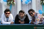 Divyendu Sharma, Ali Zafar and Siddharth in Chashme Baddoor Movie Stills Pic 1