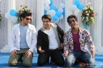 Divyendu Sharma, Ali Zafar and Siddharth in Chashme Baddoor Movie Stills Pic 6