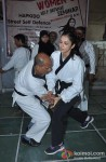 Eesha Koppikhar at 'Women's Self Defense Seminar' Pic 6