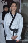 Eesha Koppikhar at 'Women's Self Defense Seminar' Pic 3