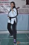 Eesha Koppikhar at 'Women's Self Defense Seminar' Pic 4