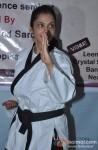 Eesha Koppikhar at 'Women's Self Defense Seminar' Pic 2